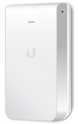 Access Point Ubiquiti Networks UniFi HD In-Wall, 1733 Mbit/s, 5x RJ-45, 2.4/5GHz, 4 Antenas Integradas de 6dBi