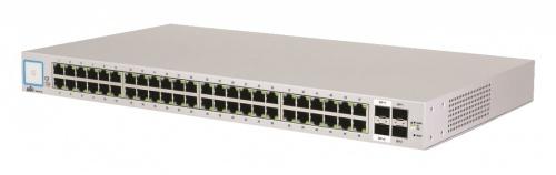 Switch Ubiquiti Networks Gigabit Ethernet US-48-500W, 48 Puertos 10/100/1000 + 4 Puertos Combo, 140 Gbit/s - Gestionado