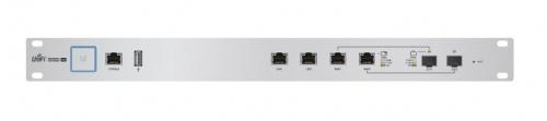 Router Ubiquiti Networks Gigabit Ethernet con Firewall USG-PRO-4, Alámbrico, 5x RJ-45