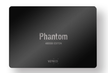SSD Verico Phantom, 120GB, SATA III, 2.5