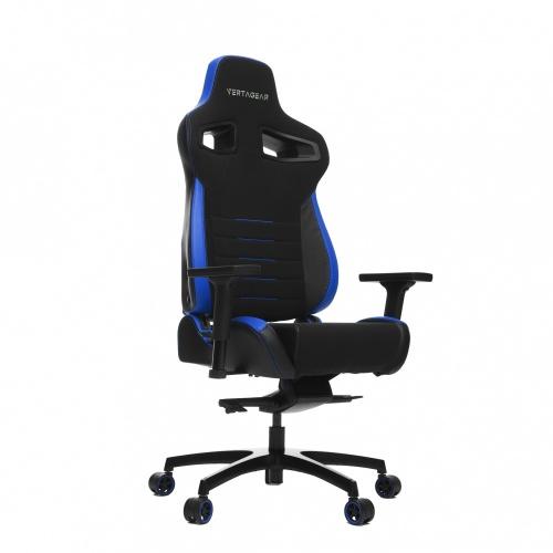 Vertagear Silla Gamer PL4500, hasta 180Kg, Negro/Azul