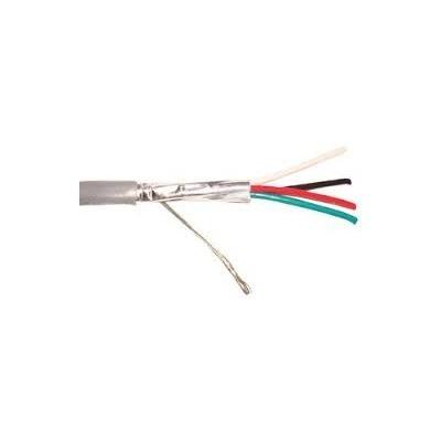 Viakon Bobina de Cable de Señal, 152 Metros, Blanco