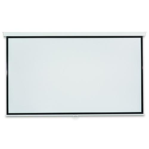 ViewSonic Pantalla de Proyección PJ-SCW-1001W, 100'', Widescreen, Blanco