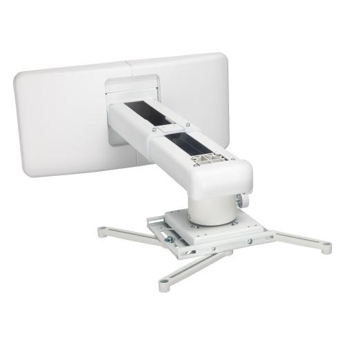 ViewSonic Soporte de Pared para Proyector PJ-WMK-304, hasta 25KG, Blanco