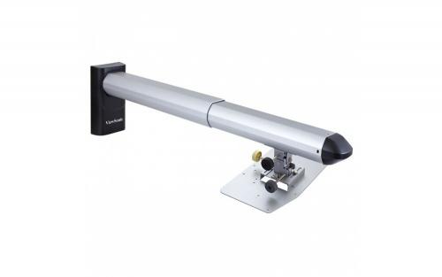 ViewSonic Soporte de Pared para Proyector PJ-WMK-601, hasta 15KG, Plata