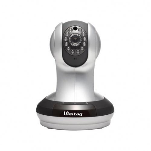 Vimtag Cámara IP Domo IR para Interiores VT-361, Inalámbrico, WiFi, 1280 x 720 Pixeles, Día/Noche