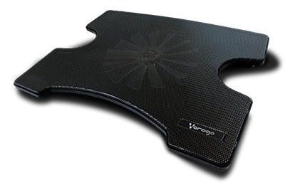 Vorago Base Enfriadora CP-102 para Laptop 15'', 1 Ventilador, Negro