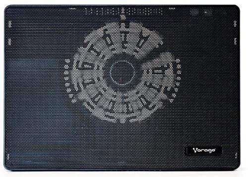 Vorago Base Enfriadora CP-201 para Laptop 15'', USB, Negro