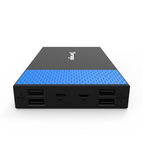 Cargador Portátil Vorago PB-600, 27.000mAh, Azul