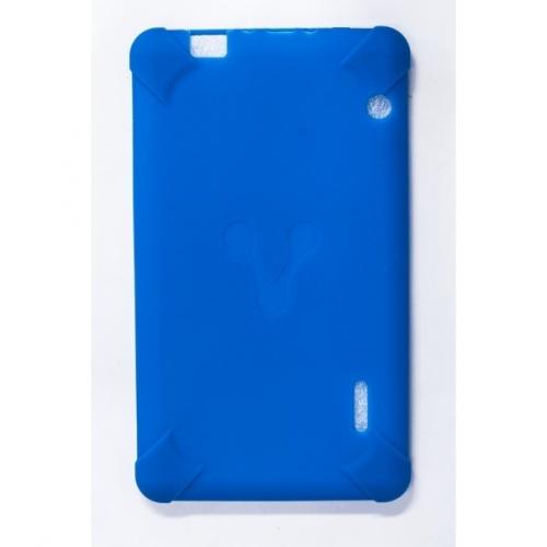 Vorago Funda de Goma TC-124 para Tablet 7'' Azul