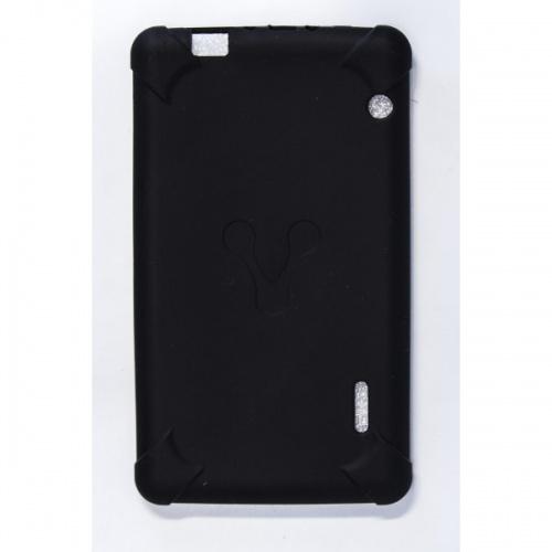 Vorago Funda de Goma TC-124 para Tablet 7'' Negro