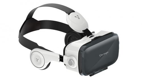 Lentes de Realidad Virtual Vorago VR-100, para Smartphone max. 6.2'', 98°