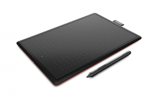 Tableta Gráfica Wacom One by Small, 152 x 95 mm, Alámbrico, USB 2.0, Negro