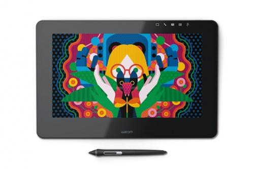 Tableta Grafica Wacom Cintiq Pro 13.3'', 294 x 166 mm, USB 2.0, Negro