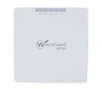 Access Point WatchGuard AP125, Alámbrico, 1000Mbit/s, 2x RJ-45, 2.4/5GHz, con 4 Antes Internas