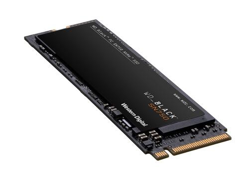 SSD Western Digital WD Black SN750, 1TB, PCI Express 3.0, M.2 - con Disipador de Calor