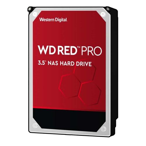 Disco Duro para NAS Western Digital WD Red Pro 3.5'' de 1 a 16 Bahías, 12TB, SATA III, 6 Gbit/s, 7200RPM, 256MB Caché