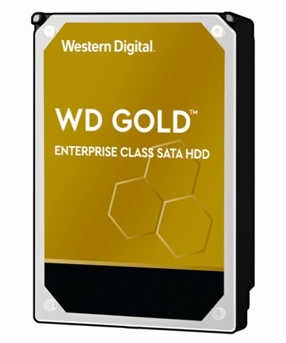 Disco Duro Interno Western Digital WD Gold 3.5'', 6TB, SATA III, 6 Gbit/s, 7200RPM, 128MB Caché
