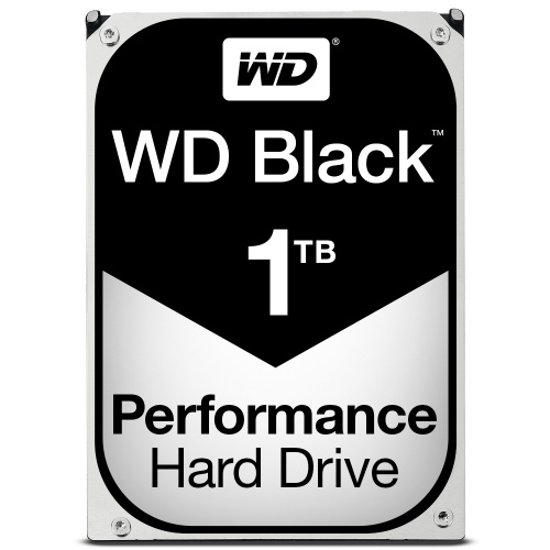 Disco Duro Interno Western Digital WD Black Series 3.5'', 1TB, SATA III, 6 Gbit/s, 7200RPM, 64MB Cache