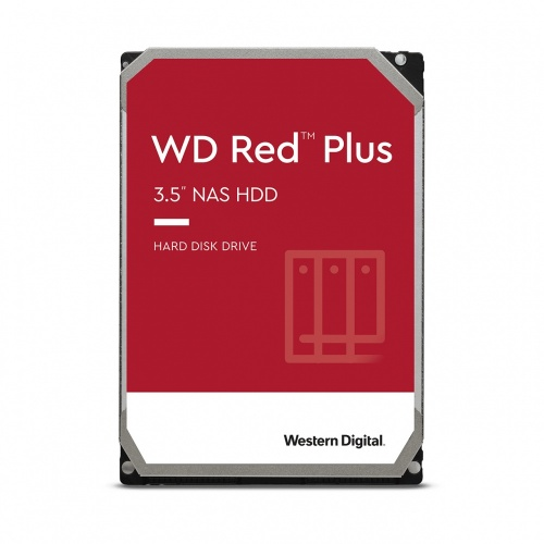Disco Duro para NAS Western Digital WD Red Plus 3.5