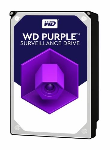 Disco Duro para Videovigilancia Western Digital WD Purple 3.5'', 12TB, 6 Gbit/s, 256MB Caché