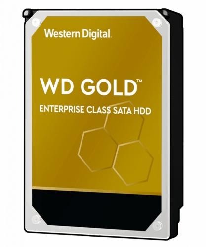 Disco Duro Interno Western Digital WD Gold 3.5'', 14TB, SATA III, 6 Gbit/s, 7200RPM, 128MB Caché