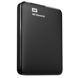 Disco Duro Externo Western Digital WD Elements Portátil 2.5'', 2TB, USB 3.0, Negro - para Mac/PC