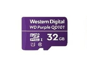 Memoria Flash Western Digital WD Purple SC QD101, 32GB MicroSDHC Clase 10