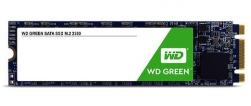 SSD Western Digital WD Green, 120GB, SATA III, M.2