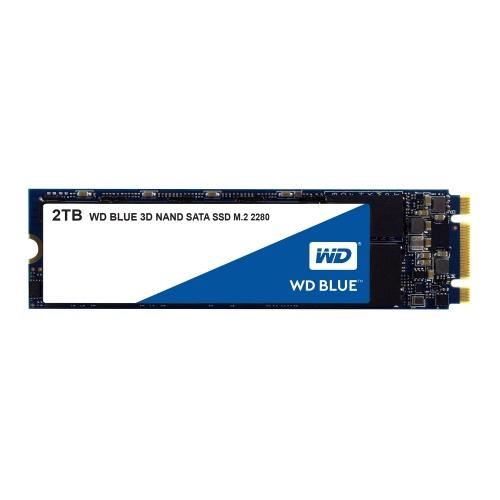 SSD Western Digital WD Blue 3D NAND, 2TB, M.2