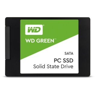 SSD Western Digital WD Green, 480GB, SATA III, 2.5'', 7mm