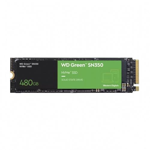 SSD Western Digital WD Green SN350 NVMe, 480GB, PCI Express 3.0, M.2