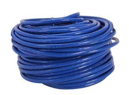 X-Case Bobina de Cable Cat6 UTP, 305 Metros, Azul