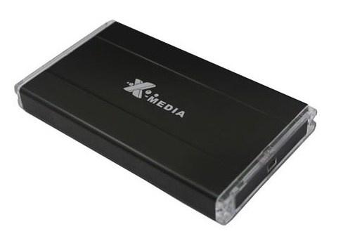 X-Media Gabinete de Disco Duro XM-EN2400-BK 2.5