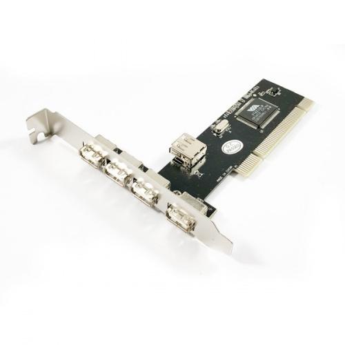 X-Case Tarjeta PCI XM-UB2105, Alámbrico, 5x USB 2.0