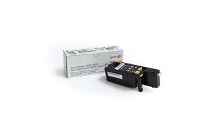 Tóner Xerox 106R02762 Amarillo, 1000 Páginas