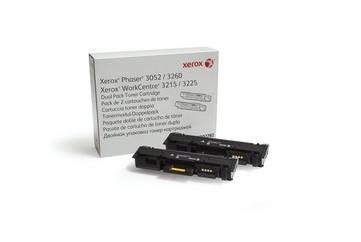 Tóner Xerox 106R02782 Negro, 6000 Páginas