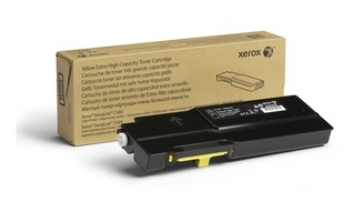 Tóner Xerox 106R03533 Amarillo, 8000 Páginas