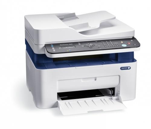 Multifuncional Xerox WorkCentre 3025/NI, Blanco y Negro, Láser, Inalámbrico, Print/Scan/Copy/Fax