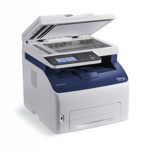 Multifuncional Xerox WorkCentre 6027/NI, Color, LED, Inalámbrico, Print/Scan/Copy