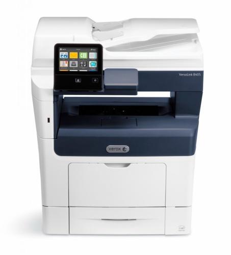 Multifuncional Xerox VersaLink B405/DN, Blanco y Negro, Láser, Print/Scan/Copy/Fax (incluye Bandeja Estándar de 700 Hojas)