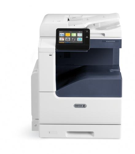 Multifuncional Xerox VersaLink B7025, Blanco y Negro, LED, Print/Scan/Copy/Fax ― Requiere Kit de inicializacion - 25ppm MFP e instalación por Xerox. Consulte atención a clientes.