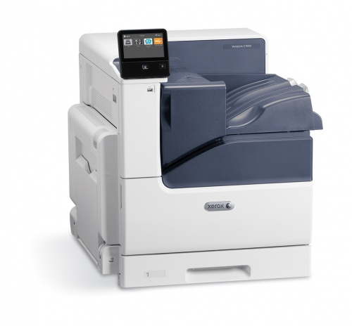 Xerox VersaLink C7000/DN, Color, Láser, Print (incluye 1 Bandeja Estándar de 520 Hojas) ― Requiere instalación por parte de Xerox consulta a servicio al cliente