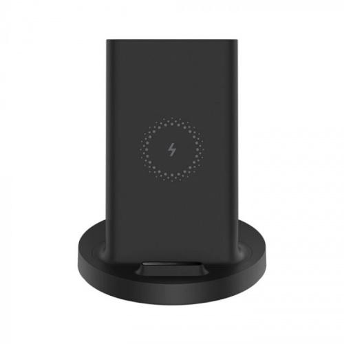 Xiaomi Cargador para Auto Mi Wireless Charging Stand, Inalámbrico, 5V, Negro