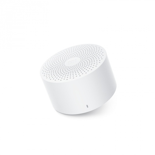 Xiaomi Bocina Portátil Mi Compact Bluetooth Speaker 2, Inalámbrico, 2W RMS, USB, Blanco