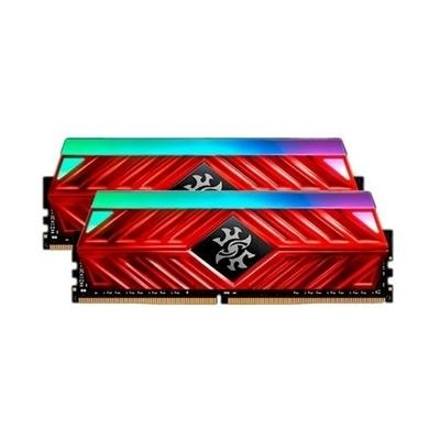 Kit Memoria RAM XPG SPECTRIX D41 Red DDR4, 2666MHz, 16GB (2 x 8GB), Non-ECC, CL16, XMP