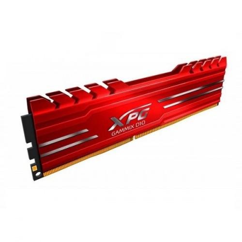 Memoria RAM XPG GAMMIX D10 Red DDR4, 2666MHz, 8GB, Non-ECC, CL16, XMP