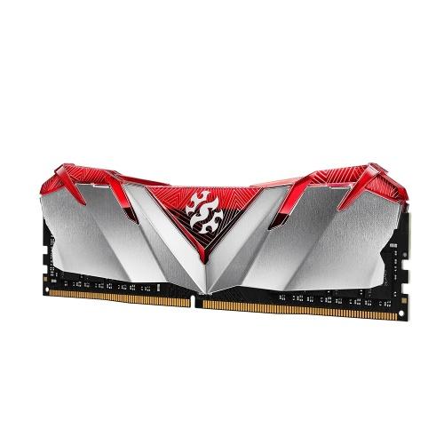 Memoria RAM XPG GAMMIX D30 Silver DDR4, 3200MHz, 8GB, CL16, Non-ECC, XMP