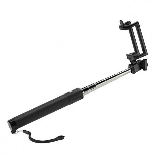 Xtech Selfie Stick Universal, 83cm, Negro