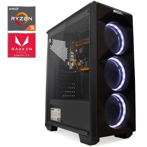 Computadora Gamer Xtreme PC Gamer CM-05200, AMD A10 FX-8800E 2.10GHz, 8GB, 1TB, Radeon R7, FreeDOS